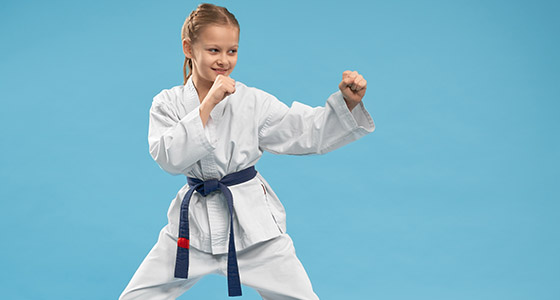 learn self-defense skills
